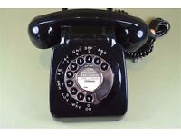 GPO VINTAGE TELEPHONE 706 IN MINT CONDITION