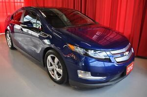 2012 Chevrolet Volt Electric Premium Leather - One Owner