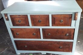 Oak Chest of Drawers / Sideboard