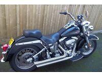 Harley Davidson Softail Heritage Classic FLSTCI