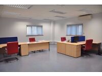 Bright and Spacious Modern Office close to Ely. Flexible contracts and great facilities!