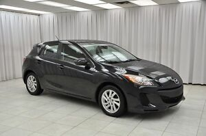 "2012 Mazda 3 SPORT 5DR HATCH w/ BLUETOOTH, A/C & 16"""" ALLOYS"