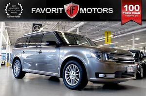 2013 Ford Flex SEL AWD | 7-PASSENGER | BACK-UP CAM | PAN ROOF