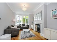 Moments from Parsons Green, this stunning four bedroom house offers luxury living, Vera Road, SW6