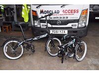 Dahon Vibe City Fold Up Bikes x 2
