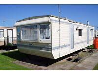 2 bed holiday caravan oakfield park, towyn, rhyl, fri 14th apr-mon 17th £165