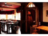 Experienced bar managers and assistant managers wanted
