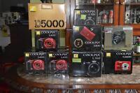 NIKON SLR , D5000, D5100, D5200,