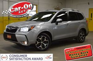 2014 Subaru Forester 2.0XT Touring AWD LEATHER PANO ROOF TIPTRON