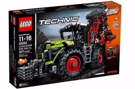 LEGO Technic 42054 CLAAS XERION 5000 TRAC VC Set *NEW*