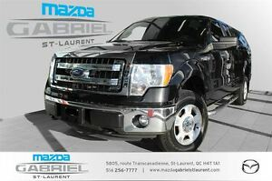 2014 Ford F-150 FX4 SuperCab XLT