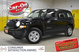 2016 Jeep Patriot Sport only $46 weekly