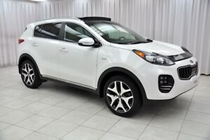2017 Kia Sportage SX T-GDi AWD TURBO SUV w/ BLUETOOTH, HEATED /