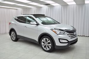 2013 Hyundai Santa Fe SPORT 2.0T TURBO AWD SUV w/ LEATHER, PANO