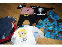 Big Bundle of baby clothes size 9-12