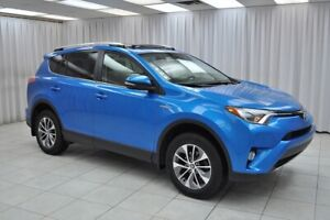 2016 Toyota RAV4 XLE HYBRID AWD SUV w/ BLUETOOTH, BACK-UP CAMERA
