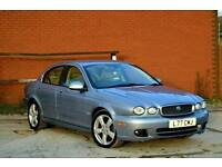 2008 Jaguar X-Type 2.2 D Sovereign 4dr AUTOMATIC