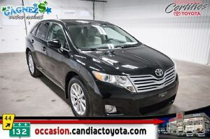 2012 Toyota Venza * AWD * MAGS * SEULEMENT 58750 KM*