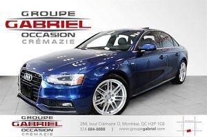 2013 Audi A4 Premium SLine / Navi / 19po