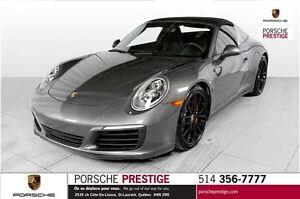2017 Porsche 911 Targa 4S Pre-owned vehicle 2017 Porsche 911 Tar