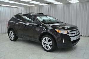 2013 Ford Edge LIMITED AWD SUV w/ BLUETOOTH, NAVIGATION, HEATED