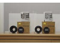 Photography lenses and screen calibrators ,vgc