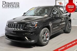 2015 Jeep Grand Cherokee SRT**CRUISE INTELLIGENT**470 HP!!**