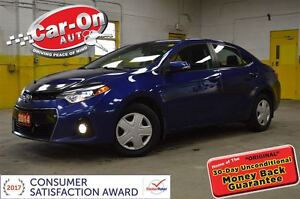 2014 Toyota Corolla S LEATHER LOADED