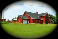 LOOKING FOR INVESTORS IN A  5 STAR SPA-RANCH IN SUTTON QUEBEC