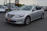 2014 Hyundai Genesis 3.8L LEATHER SUNROOF