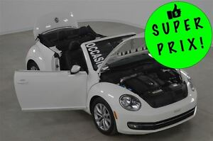 2013 Volkswagen New Beetle Convertible 2.5L Highline Automatique