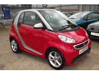 SMART FORTWO COUPE Pulse mhd Softouch Auto [2010] (red) 2013
