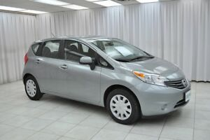2014 Nissan Versa NOTE 1.6SV 5DR HATCH w/ BLUETOOTH, POWER W/L/M