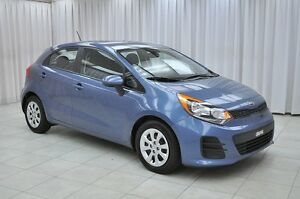 2016 Kia Rio RIO5 5DR HATCH w/ Bluetooth, Sirius XM ready, and