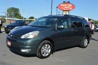 2005 Toyota Sienna LE Only 137,000km