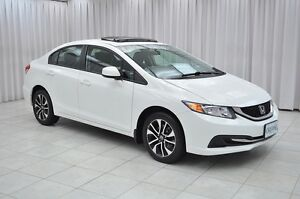 "2013 Honda Civic EX ECO SEDAN w/ BLUETOOTH, SUNROOF & 16"""" ALLOY"