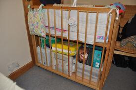 Crib (custom-made)