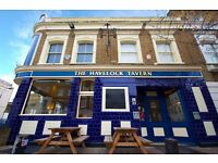 Kitchen Porter, The Havelock Tavern. Full Time