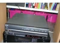 SONY CDP-C500M 5 DISC CD PLAYER