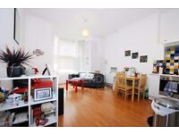 SPACIOUS ONE BEDROOM FLAT IN EXCELLENT LOCATION ONLY 5 MIN WALK TO TUBE, INCLUDES GAS AND HEATING