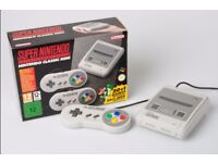 Super Nintendo Classic MINI SNES CONSOLE BRAND NEW