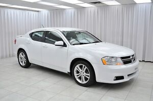 "2013 Dodge Avenger SXT SEDAN w/ A/C, HTD SEATS & 18"""" ALLOYS"