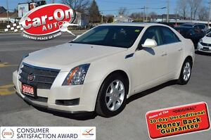 2008 Cadillac CTS 3.6L PANORAMIC ROOF   BOSE AUDIO