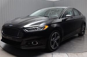 2015 Ford Fusion SE SPORT ECOBOOST MAGS TOIT CUIR