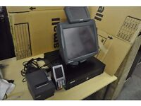Micros Workstation 5A (400814-101) Epos System