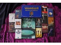 Elton John ABBA The Shadows Rock James last Maestro of Melody etc Bundle Joblot