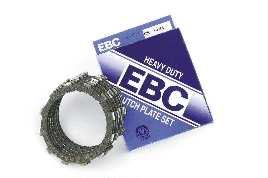 New EBC Heavy Duty Clutch Friction Plates Only YFM 700 R Raptor 06-17 YFZ 450