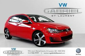 2015 Volkswagen GTI Autobahn  FULLY LOADED!NEVER ACC