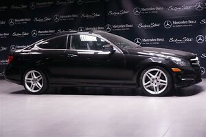 2013 Mercedes-Benz C350 4matic Coupe Premium Package, Driving As