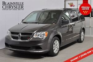 2016 Dodge Grand Caravan SXT**CLIM. TRIZONE**BLUETOOTH